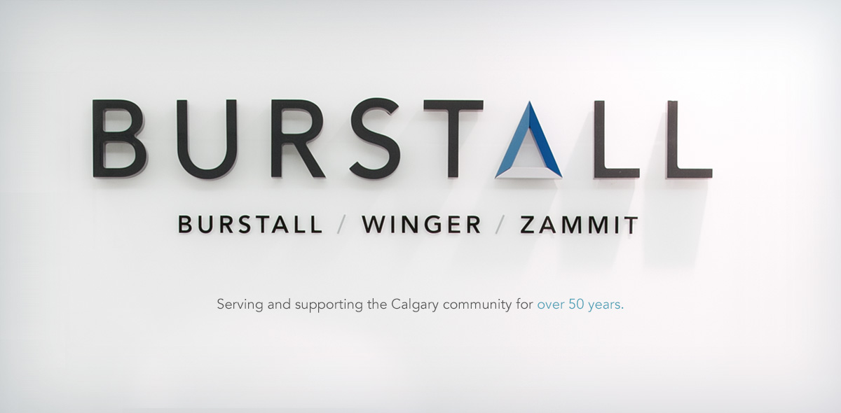Burstall Winger Zammit - over 50 years of service