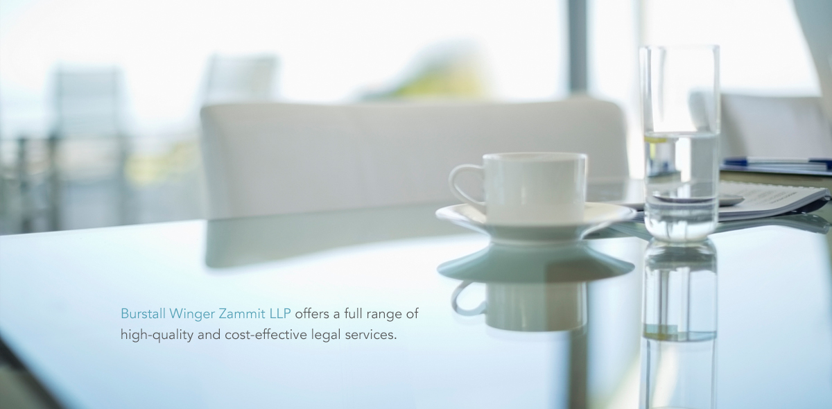 Burstall Winger Zammit LLP offers a full range of high-quality and cost-effective legal services.