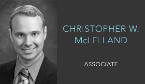 CHRISTOPHER W. McLELLAND