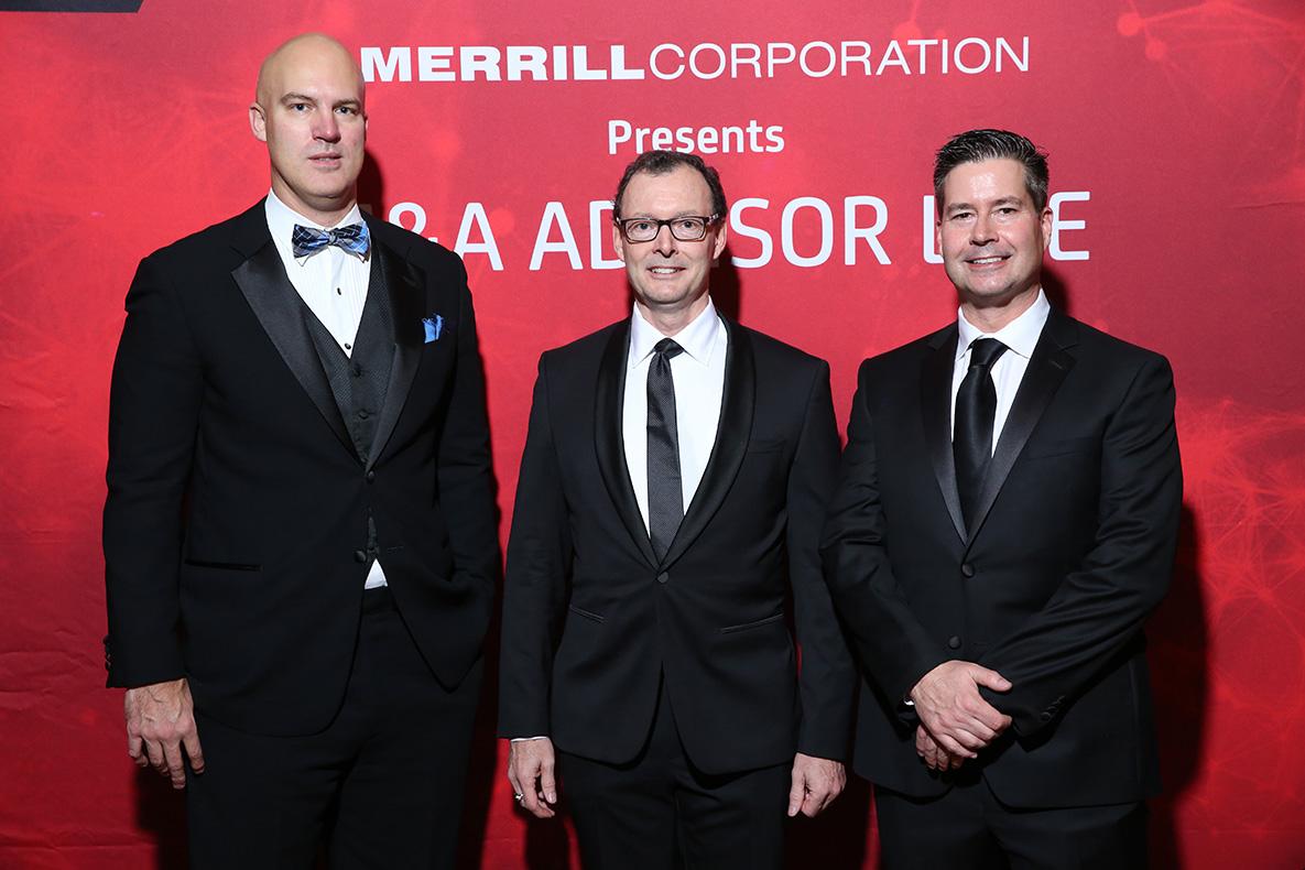 M&A Advisor Awards Post Photo