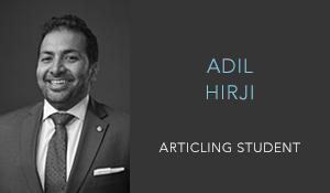 ADIL HIRJI